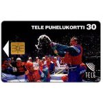 The Phonecard Shop: Tele - Kuusamo, 30 mk