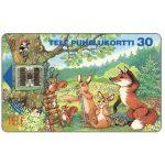 The Phonecard Shop: Finland, Tele - Summer animals, 30 mk