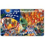 Phonecard for sale: Tele - Pori Jazz '94, 30 mk