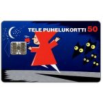 The Phonecard Shop: Finland, Tele - Little Red Riding Hood, 50 mk