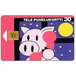The Phonecard Shop: Tele - Piggy, 30 mk