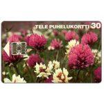 The Phonecard Shop: Finland, Tele - Clovers, 30 mk