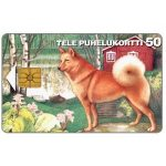 The Phonecard Shop: Finland, Tele - Dog, 50 mk