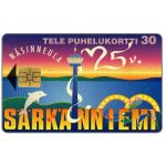 Phonecard for sale: Tele - Sarkanniemi, 30 mk