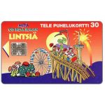 Phonecard for sale: Tele - Lintsia Amusement Park, 30 mk