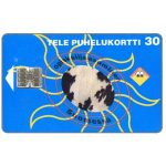 Phonecard for sale: Tele - Sun, 30 mk
