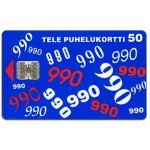 The Phonecard Shop: Tele - 990, 50 mk