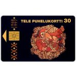 The Phonecard Shop: Finland, Tele - Folk music Festival 97, 30 mk