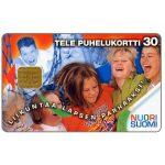 The Phonecard Shop: Finland, Tele - Nuori Suomi, girls, 30 mk