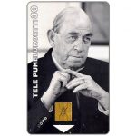 The Phonecard Shop: Tele - Alvar Aalto, 30 mk
