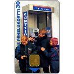 The Phonecard Shop: Finland, Tele - Telephone, 30 mk