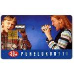 The Phonecard Shop: Finland, Avant - Children, 30 mk