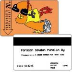 The Phonecard Shop: Finland, Forssan Seudun Puhelin Oy - Student Buzzby, exp. 12/95, 20 mk