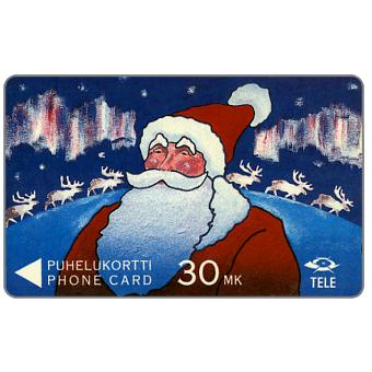 Phonecard for sale: Tele - Santa Claus, 3FINC, 30 mk