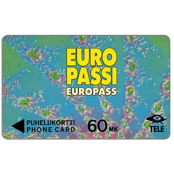 Phonecard for sale: Tele - Europassi, 4FINC, 60 mk