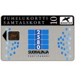 The Phonecard Shop: Tele - Postipankki, 10 mk