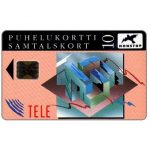 The Phonecard Shop: Finland, Tele - Labyrinth, 10 mk