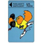 The Phonecard Shop: Turku - Skater Buzzby, 10 mk