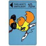 The Phonecard Shop: Finland, Turku - Skater Buzzby, 10 mk