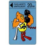 The Phonecard Shop: Turku - Guitarist Buzzby, 20 mk