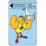The Phonecard Shop: Finland, Turku - Captain Buzzby, 30 mk