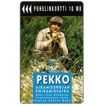 Phonecard for sale: Turku - Pekko, 10 mk