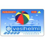 The Phonecard Shop: Finland, Turku - Vesihelmi, 10 mk