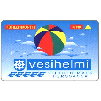Phonecard for sale: Turku - Vesihelmi, 10 mk