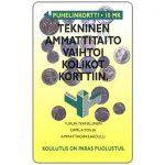 The Phonecard Shop: Finland, Turku - Technical skill, 10 mk