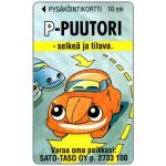 The Phonecard Shop: Turku - Multifunction card, 10 mk