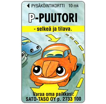 Phonecard for sale: Turku - Multifunction card, 10 mk