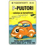 The Phonecard Shop: Turku - Multifunction card, 30 mk