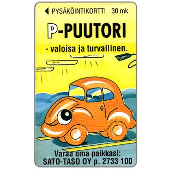 Phonecard for sale: Turku - Multifunction card, 30 mk