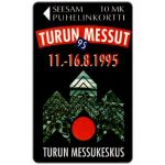 The Phonecard Shop: Turku - Turku Fair 1995, 10 mk