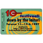 The Phonecard Shop: Finland, Turku - Down by the Laituri 97, 20 mk