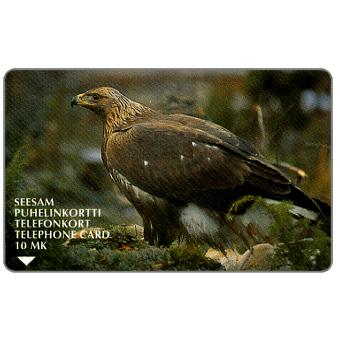 Phonecard for sale: Turku - Golden Eagle, 10 mk
