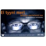 The Phonecard Shop: Finland, Turku - Man with eyeglasses, 30 mk