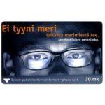 The Phonecard Shop: Finland, Turku - Man with eyeglasses, 30 mk