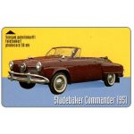 The Phonecard Shop: Turku - Studebaker Commander 1951, 30 mk