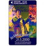The Phonecard Shop: Finland, Turku - Naisten Kuntovitonen 1999, 10 mk