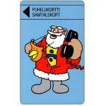 The Phonecard Shop: Turku - Santa Claus Buzzby, 25 mk