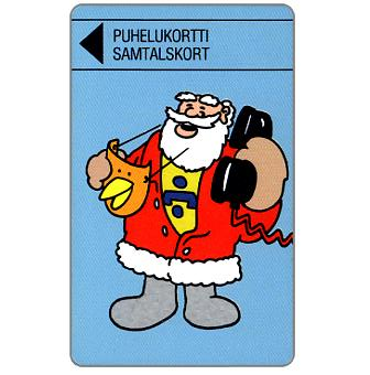 Phonecard for sale: Turku - Santa Claus Buzzby, 25 mk