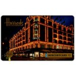 Phonecard for sale: Mercury - Harrods, £2