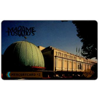 The Phonecard Shop: Mercury - Madame Tussaud's, £2
