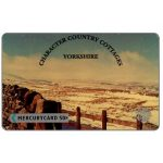 Phonecard for sale: Mercury - Country Cottages: Winter, 50p