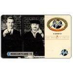 The Phonecard Shop: Mercury - The Prince's Trust, Harry Enfield & Phil Collins, £2
