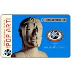 Phonecard for sale: Mercury - The Prince's Trust: Pop Art, Palozzi, £4