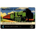 The Phonecard Shop: Mercury - Waterloo House, £1