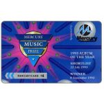 The Phonecard Shop: Mercury - Mercury Music Prize, £4