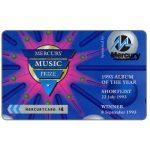 The Phonecard Shop: Great Britain, Mercury - Mercury Music Prize, £4
